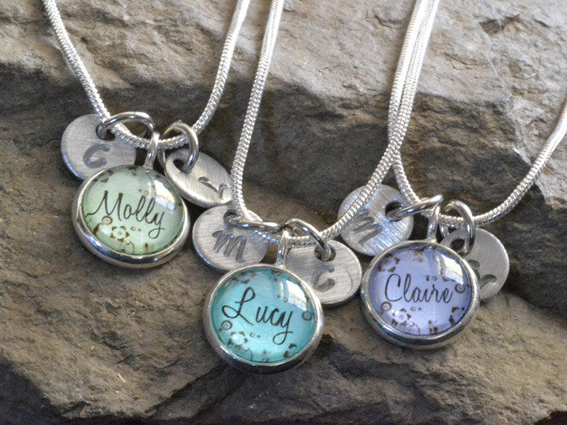 3 best friend necklaces