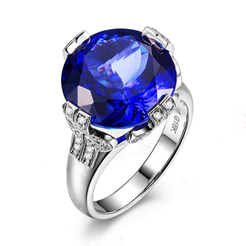 Tanzanite Buying Tanzanite: The Best Shapes For Tanzanite Rings