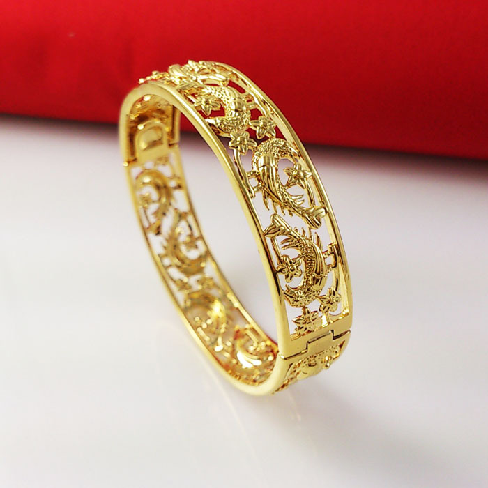 bangles oval multi half bracelet products fashion ladies chain gold plated grande silver with rose bangle sterling raquel