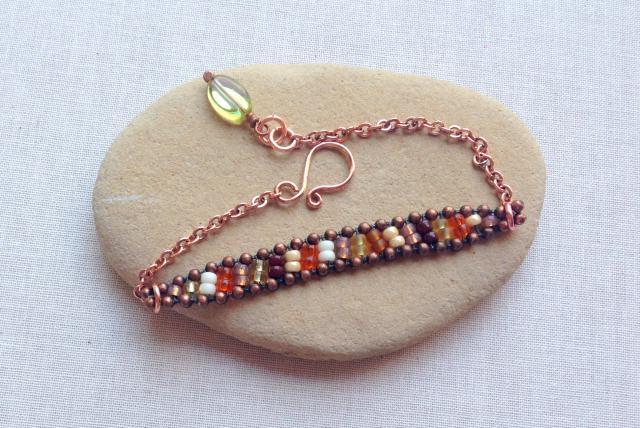 beaded bracelets patterns