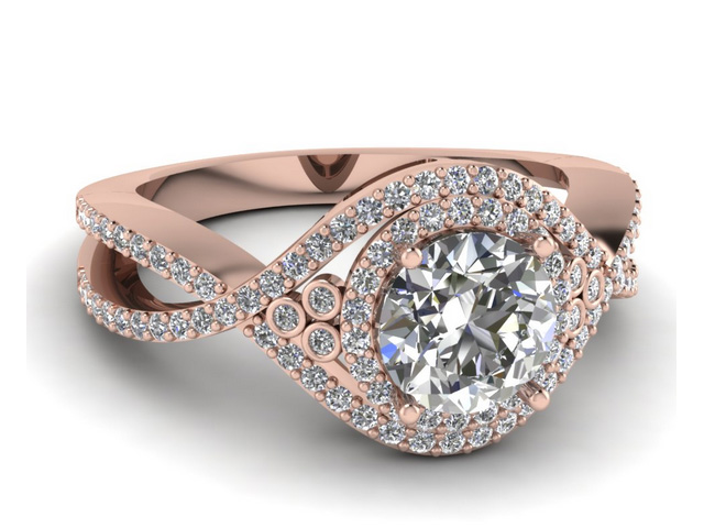 beautiful unique engagement rings