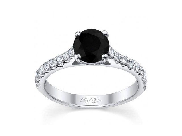 cheap black diamond rings