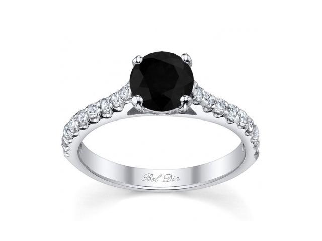 cheap black diamond rings