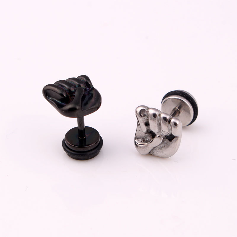 cool men's earrings