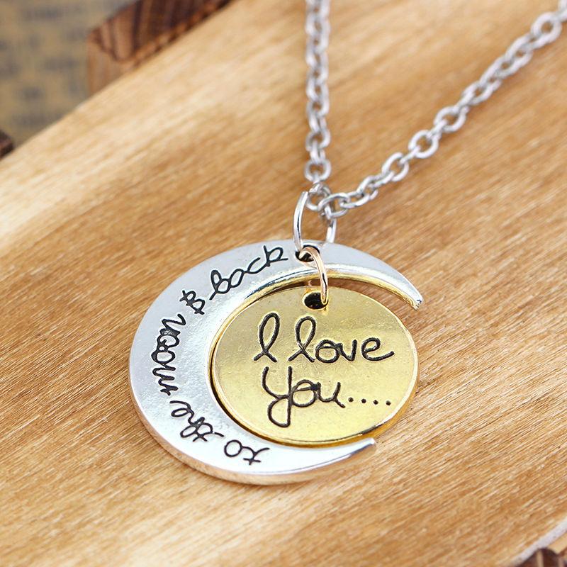 custom name necklaces
