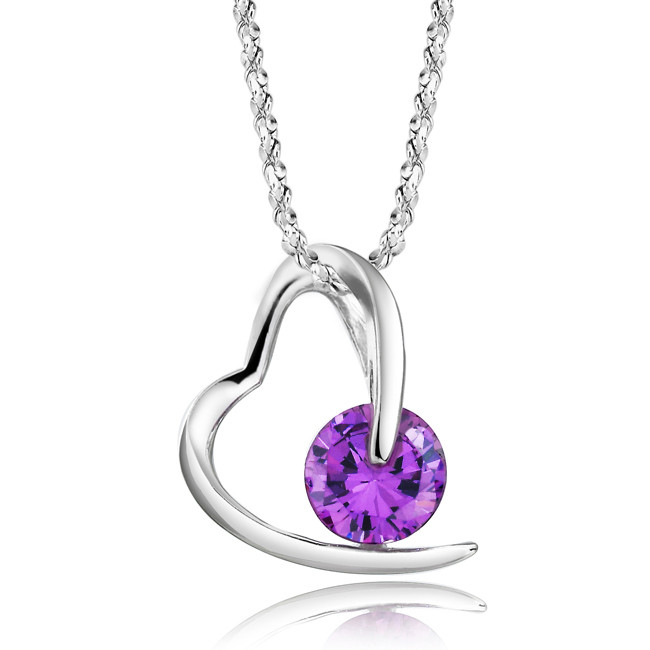 cute heart necklaces