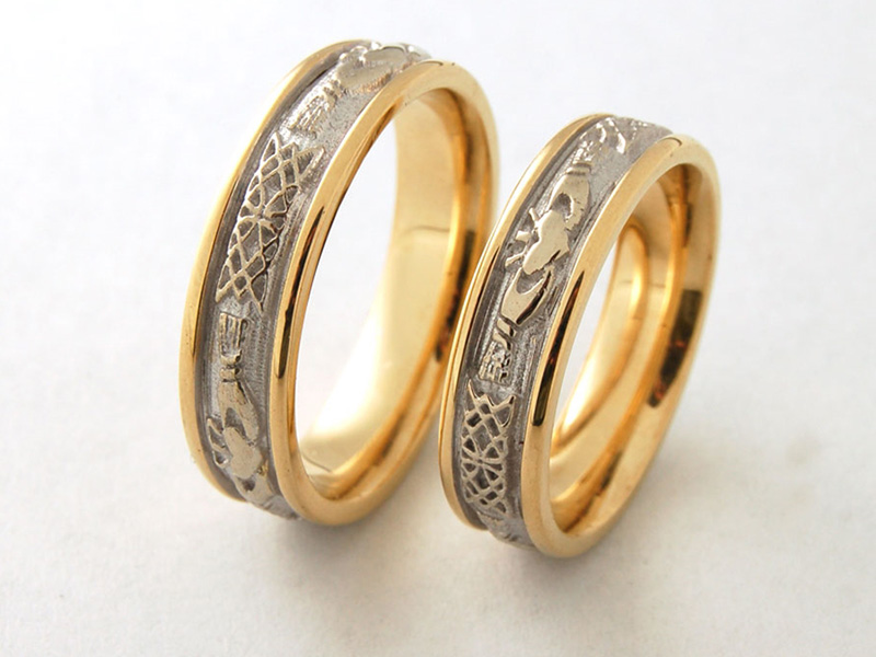 gold campbell products re engagement wedding eternity jewellers bespoke ring set yellow diamond rings design