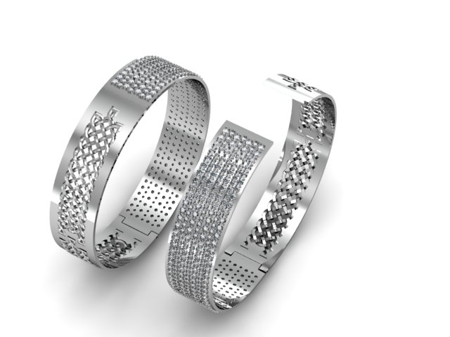 diamond bracelets designs