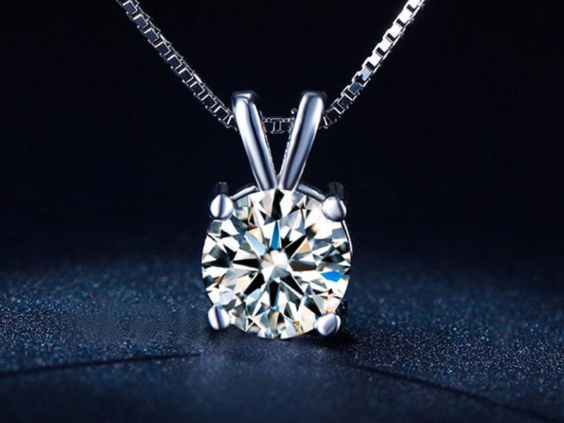 diamond necklaces for women