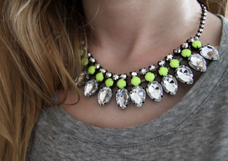 fashion statement necklaces