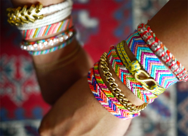 friendship bracelets patterns