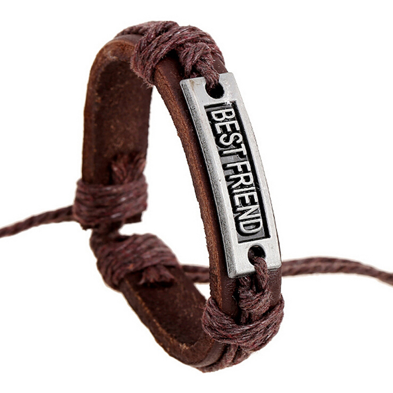 leather engraved bracelets