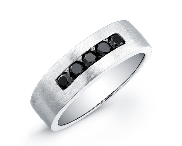 men black diamond rings