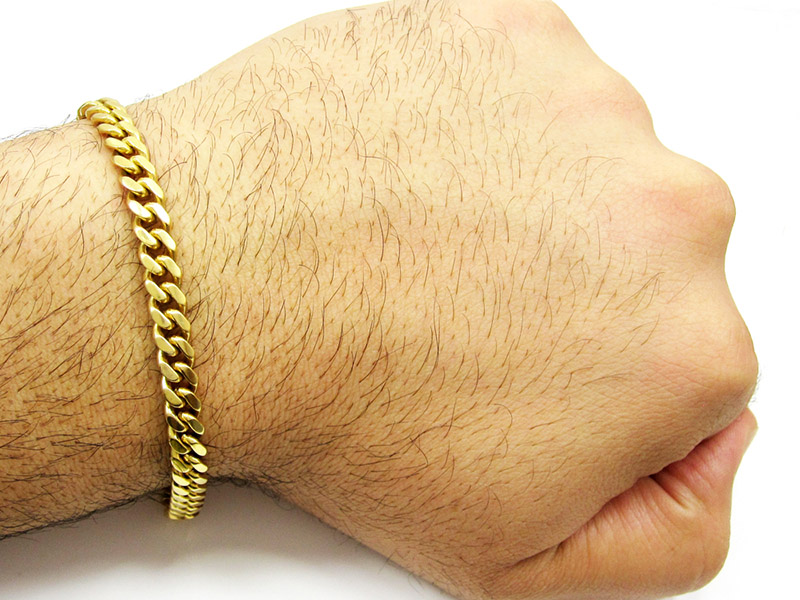 men\'s gold bracelets 14k - Buying Men\'s Gold Bracelets – Jewelry ...