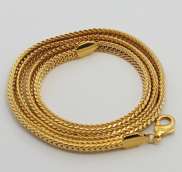 Men S Necklaces Gold The Decoration Of Men S Necklace Jewelry Design Blog