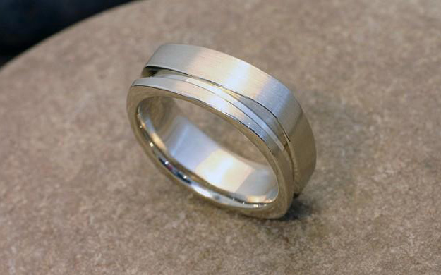 men's unique wedding rings