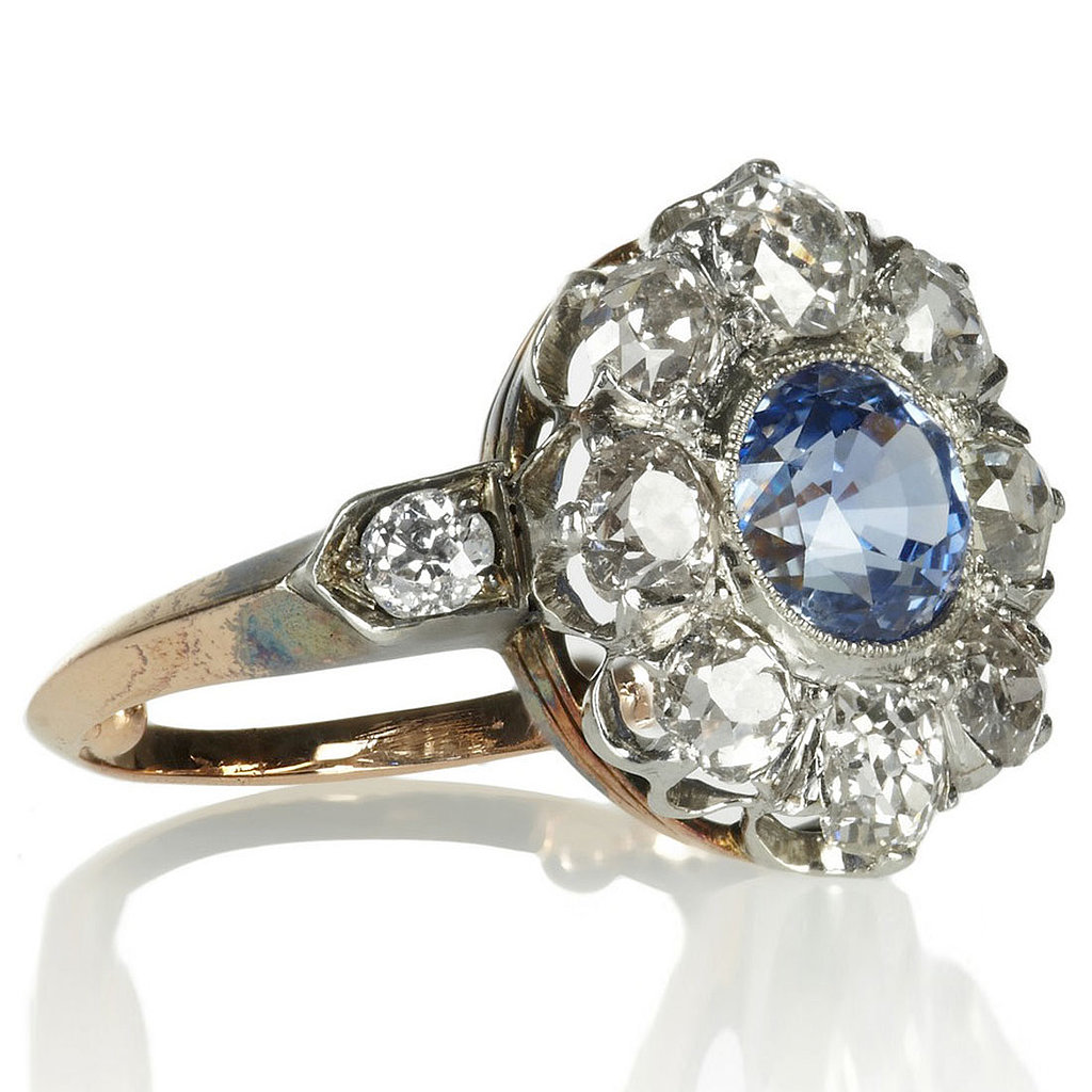 most unique engagement rings