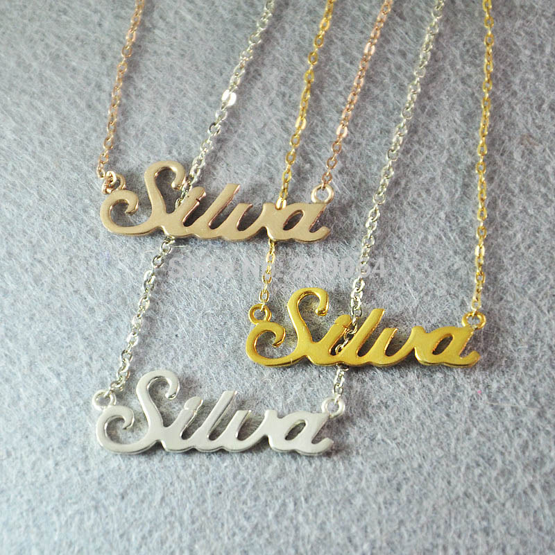 name necklaces cheap