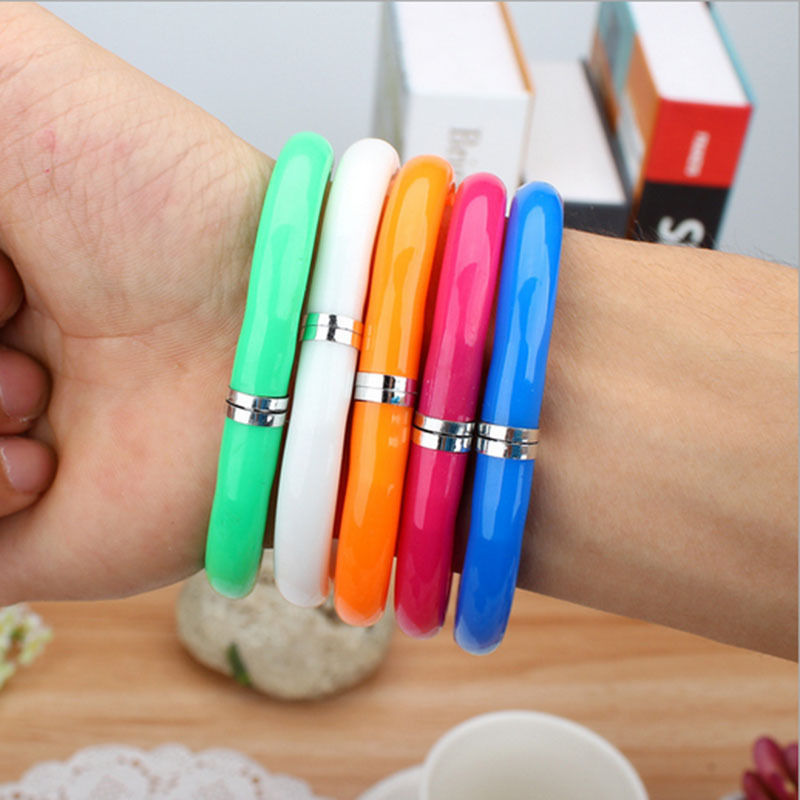 plastic bangle bracelets