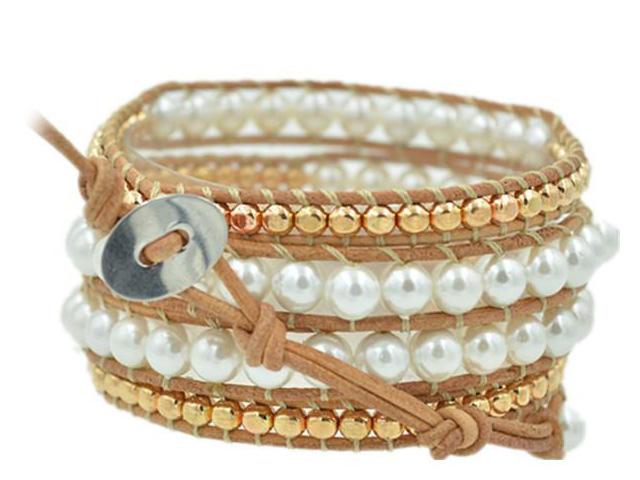 popular beaded bracelets