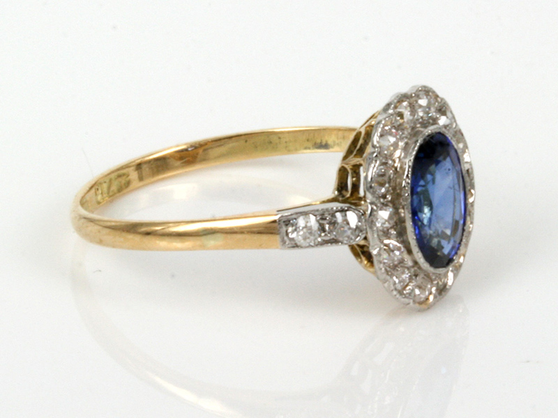 vintage and antique engagement rings