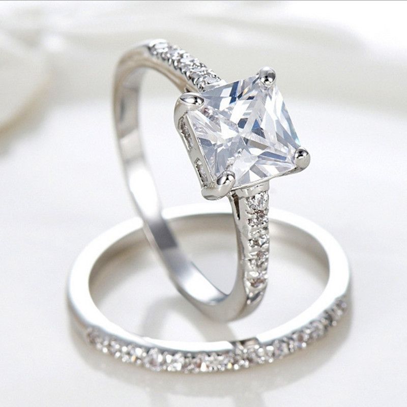 wedding rings sets for women