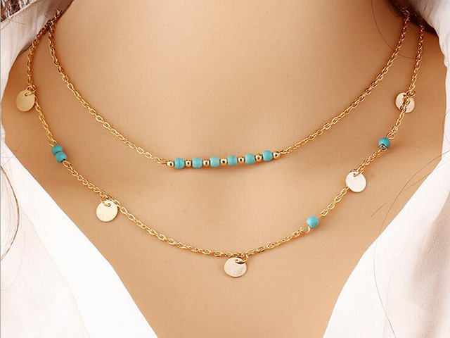 womens necklace chains