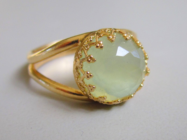 antique gemstone rings