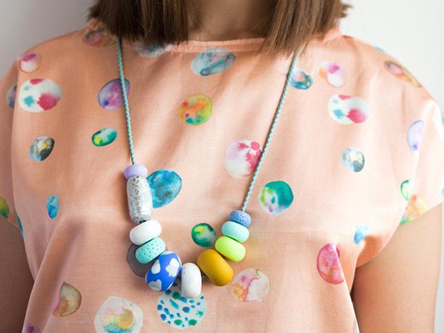 big beaded necklaces