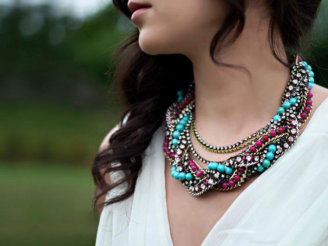 cheap statement necklaces