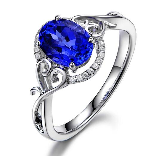 cheap tanzanite rings