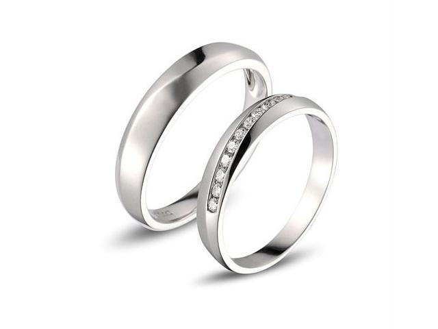 cheap wedding rings sets