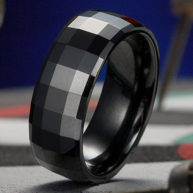 cool men's wedding rings