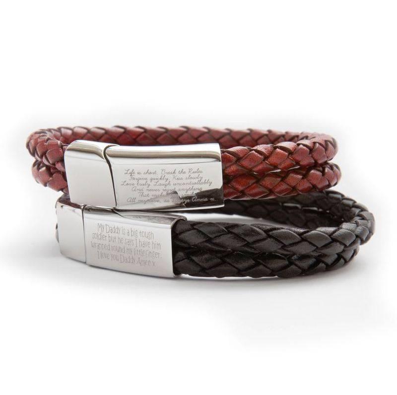customized engraved bracelets