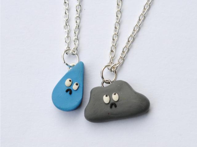 cute friendship necklaces