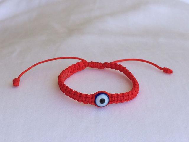 evil eye bracelet for babies