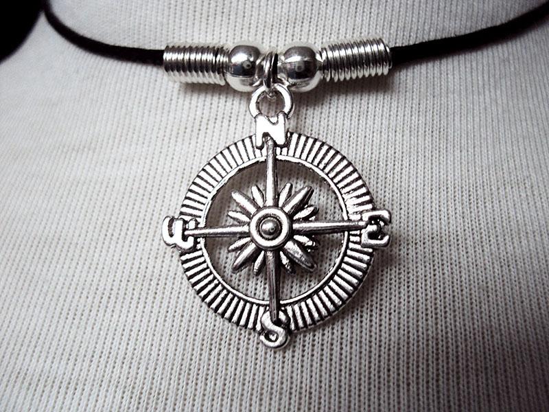men's choker necklace