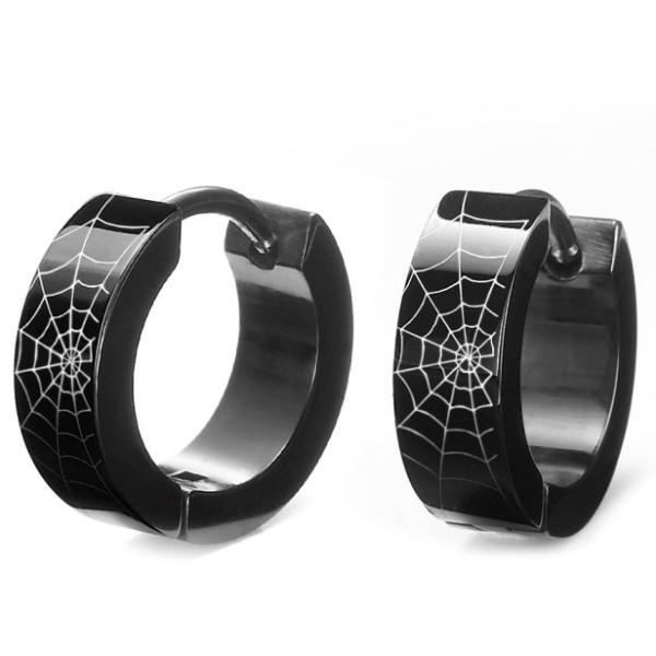 men's diamond hoop earrings
