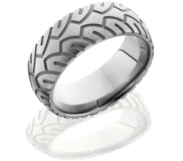 men's titanium rings