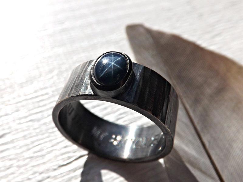 men's wedding rings unique