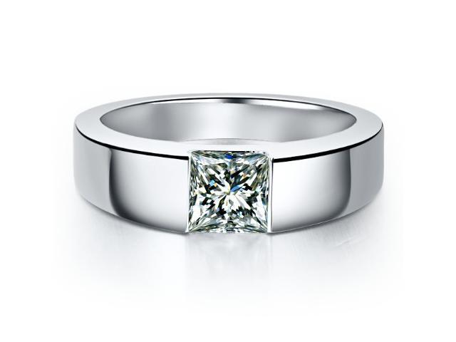 men's wedding rings with diamonds