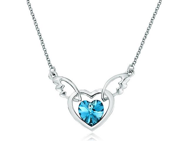open heart necklaces