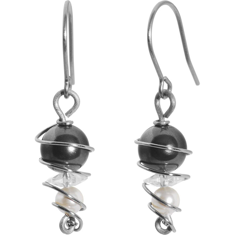 pure titanium earrings