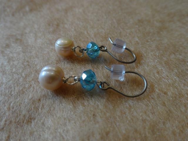 titanium earrings for kids