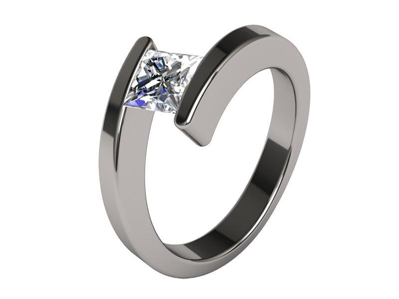 titanium rings for women